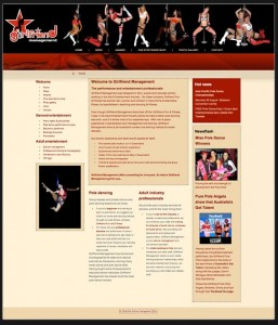Girlfriend Management website
