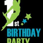 1st birthday Facebook event graphic