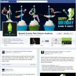 1st birthday Facebook graphics