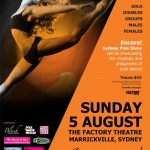 Encore! 2012 poster