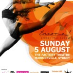 Encore! 2012 studio poster
