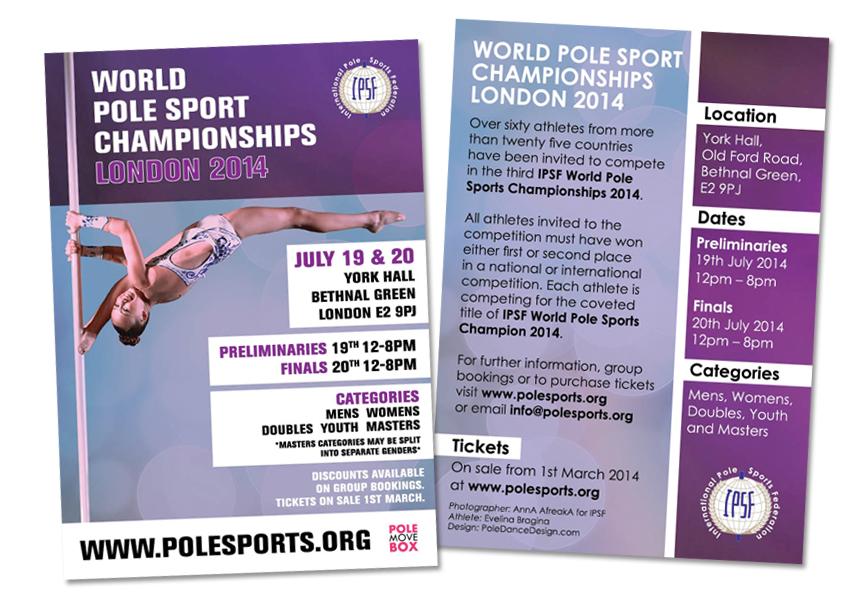 WPSC 2014 flyer