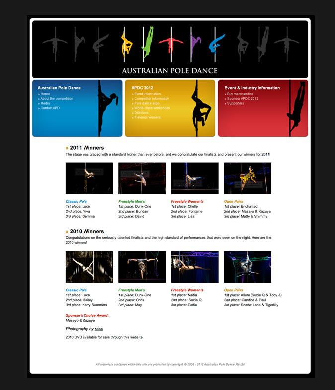 APD website