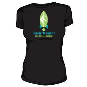 Beyond Gravity tshirt