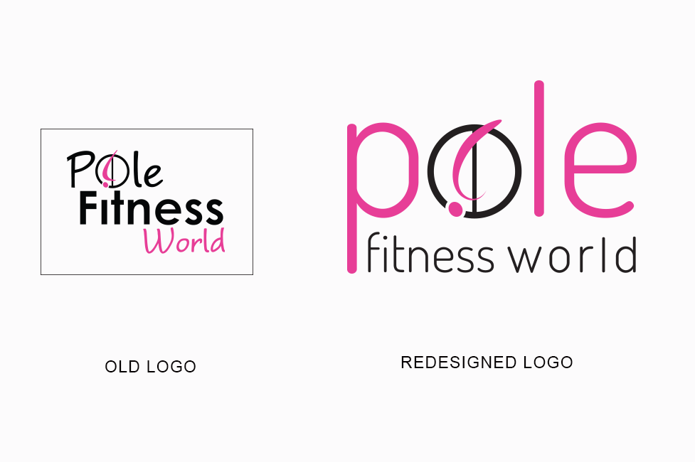 pole fitness world logo
